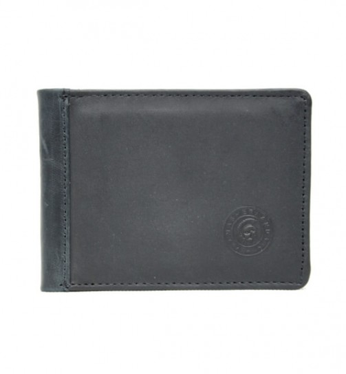 Billetera Slim Wallet - Negro